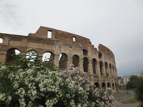colosseum_and_me